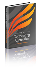 Copywriting Apprentice text book accompanies on-line course