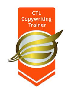 CTL Copywriter Trainer Quality Mark © Copywriting Training Ltd 2013